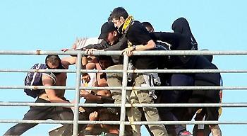 LIVE: Η εκδίκαση της υπόθεσης ΠΑΟΚ - ΑΕΚ για τα επεισόδια στον τελικό