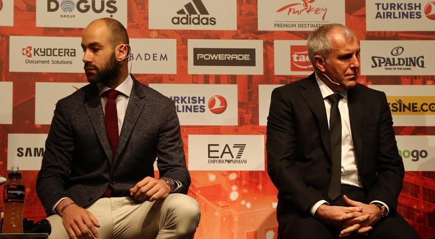 Σπανούλης vs Ομπράντοβιτς: Ποτέ ξανά φίλοι…