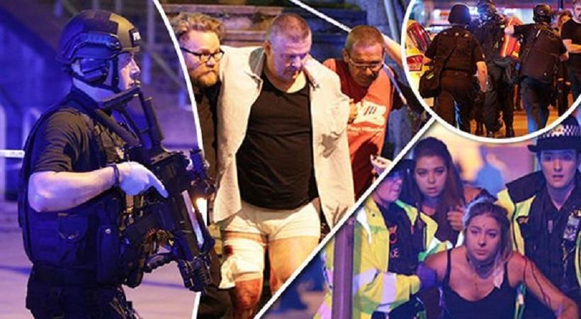 Καμικάζι ανατινάχτηκε σε συναυλία στο Μάντσεστερ - 22 νεκροί, οι πιο πολλοί παιδιά!