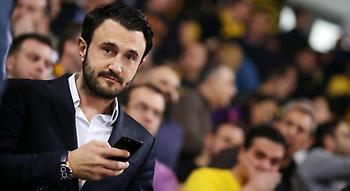 Καρυπίδης: «Τώρα ξέρω πώς παίζεται το παιχνίδι, η επένδυσή μας του χρόνου θα έχει αποτέλεσμα»