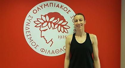 Έμεινε στον Ολυμπιακό η Καλτσίδου!