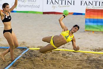 Τα τουρνουά του Beach Handball