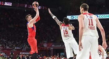 Βοροντσέβιτς: «Θα θυμόμαστε για πολύ καιρό την πίκρα από το Final Four»