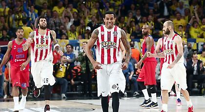 Γκριν: «Σπουδαία η προσπάθεια στην Ευρωλίγκα, τώρα… πρωτάθλημα»