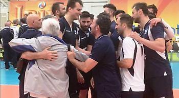 Αρσενιάδης: «Παίξαμε καλά και είχαμε ενέργεια»