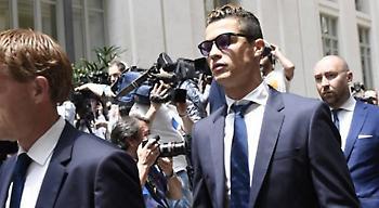 Απέκρυψε 8 εκατομμύρια ευρώ ο Ρονάλντο
