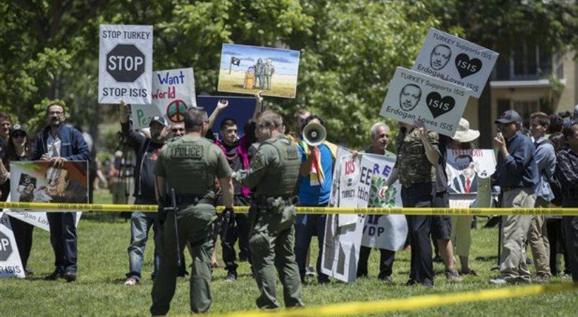 Η Άγκυρα απέρριψε ψήφισμα καταδίκης του Κογκρέσου για τα επεισόδια στην Ουάσινγκτον