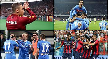 Πέφτει η αυλαία στη Serie A, «μάχες» για δεύτερη θέση και παραμονή