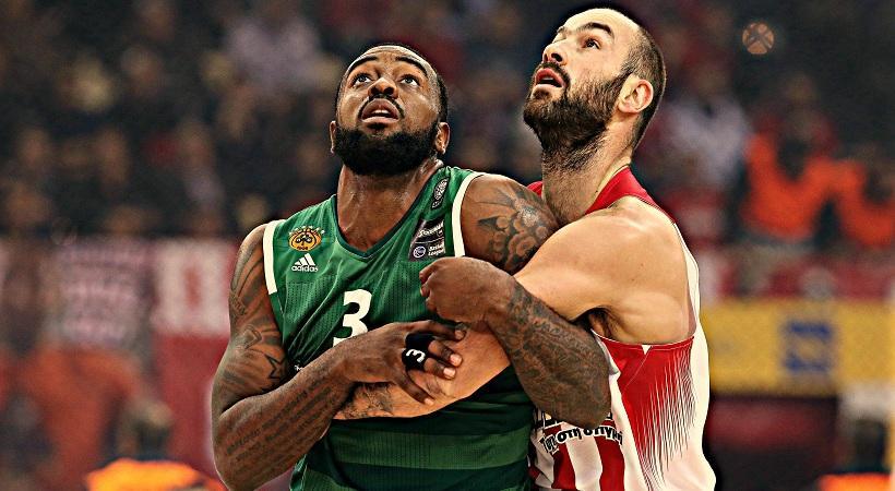 Α'1 Μπάσκετ: Σήμερα Κυριακή ο πρώτος τελικός ανάμεσα σε Ολυμπιακό και Παναθηναϊκό