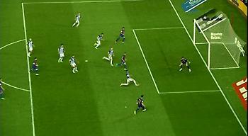 Έκρυψε την μπάλα στο δεύτερο γκολ η Μπαρτσελόνα! (video)