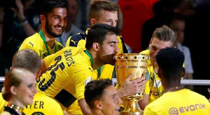 Γερμανία: Ξόρκισε την κατάρα η Ντόρτμουντ κατακτώντας το Κύπελλο (video)