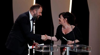 Βραβείο σεναρίου στους Γιώργο Λάνθιμο και Ευθύμη Φιλίππου στο φεστιβάλ των Καννών!