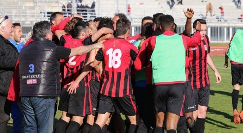 Επιστρέφει στη Football League ο Απόλλων Καλαμαριάς