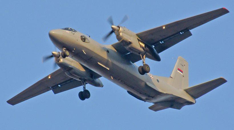 Συνετρίβη κατά την προσγείωση Antonov του ρωσικού στρατού ac0cdaa98f6