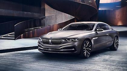 H νέα BMW Concept Σειρά 8