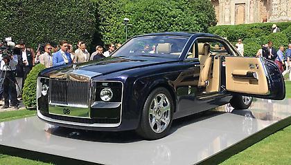 Στα 11,5 εκατ. ευρώ μια Rolls-Royce