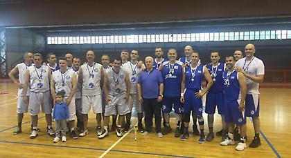 Μεγάλη επιτυχία το φετινό Πανελλήνιο Πρωτάθλημα Μπάσκετ Παλαιμάχων