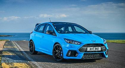 Το νέο Ford Focus RS με Option Pack Edition