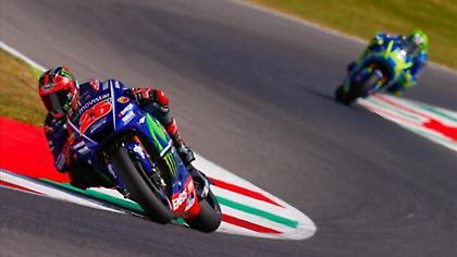 Θρίαμβος Ντοβιτσιόζο και Ducati στο «σπίτι» του