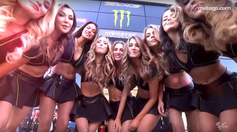 Τα paddock girls της Καταλονίας έδωσαν... γκάζι (video)