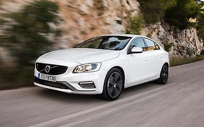Volvo S60 και V60 από 24.300 ευρώ