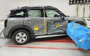 Νέο MINI Countryman με 5 αστέρια στο Euro NCAP