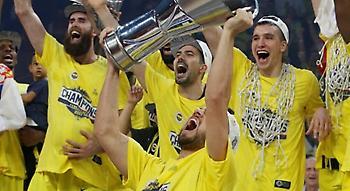 Αποθεώνει Σλούκα η Ευρωλίγκα: «Έχει πετύχει περισσότερα, απ' όσα έχουν ονειρευτεί άλλοι παίκτες»