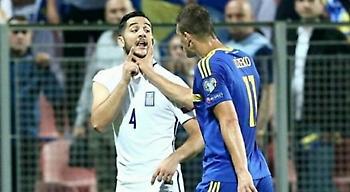 Τζέκο για το «ντου» στον Μανωλά: «Αυτά συμβαίνουν στο γήπεδο»
