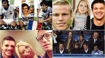 ΘΕΜΑ: Δέκα ερωτικά σκάνδαλα στον κόσμο του ποδοσφαίρου!