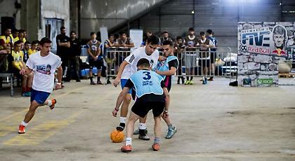 Oι «Rio Antirio F.C.» αναδείχθηκαν νικητές του φετινού Neymar Jr's Five!