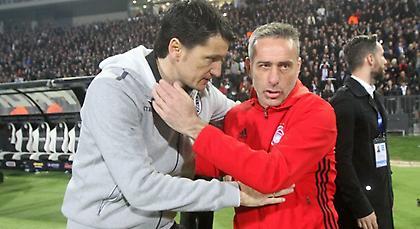 ΘΕΜΑ: Ίβιτς και Μπέντο στους 100 καλύτερους προπονητές στον κόσμο - Ποιος είναι στην κορυφή