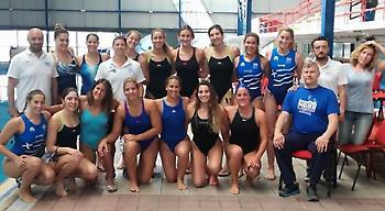Κοινή προετοιμασία με την Ιταλία η Εθνική Γυναικών