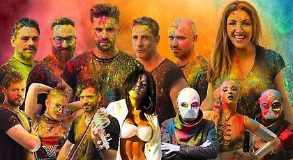 Το Colour Day Festival επιστρέφει στο ΟΑΚΑ!