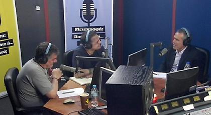 WebTV: Η συνέντευξη Ανδριόπουλου σε Ντέμη-Σπυρόπουλο!