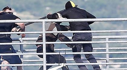 Τη Δευτέρα εκδικάζονται οι εφέσεις ΑΕΚ-ΠΑΟΚ για τα έκτροπα του Βόλου