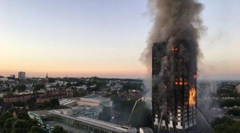 Ασύλληπτη τραγωδία: Και οι 58 αγνοούμενοι της φωτιάς στο Λονδίνο θεωρούνται νεκροί