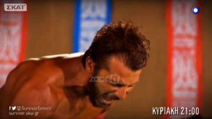 Survivor: Ο Γιώργος Αγγελόπουλος μόνος εναντίον όλων - Η ανακοίνωση του ΣΚΑΪ