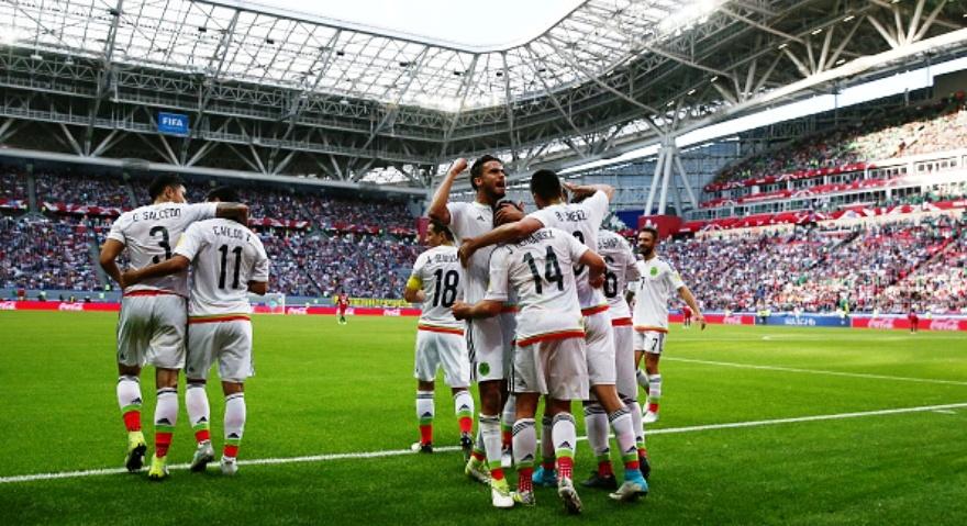 Το Μεξικό «τέζαρε» την Πορτογαλία!