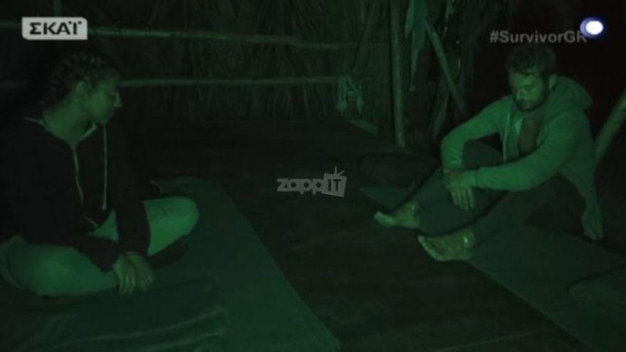 Survivor: Αντιδράσεις από Βαλαβάνη και Βασάλο για τα νέα δεδομένα του παιχνιδιού!