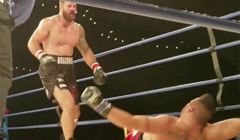 Νεκρός πρώην αστέρας του UFC μετά από νοκ-άουτ σε αγώνα του! (video)