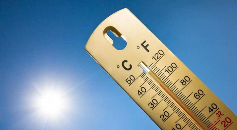 Εισβολή ζέστης το Σαββατοκύριακο -Στους 38 βαθμούς θα σκαρφαλώσει ο υδράργυρος