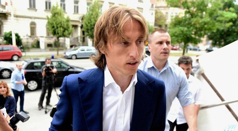 Κινδυνεύει με φυλάκιση για ψευδορκία ο Μόντριτς