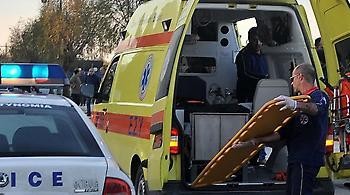 Κρήτη: Δύσκολες ώρες για 24χρονο ποδοσφαιριστή μετά από τροχαίο