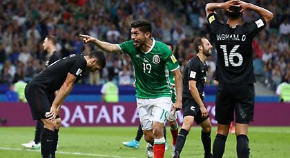 Τα είδε όλα το Μεξικό!