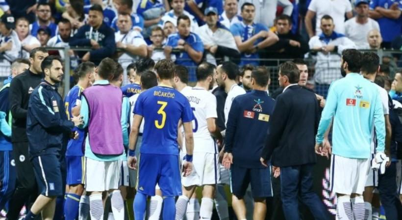 Ξεκινά έρευνα για το Βοσνία-Ελλάδα η FIFA