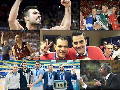 Παντού Έλληνες… πρωταθλητές!