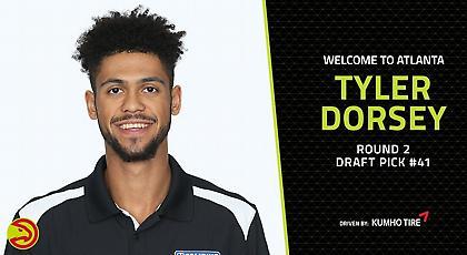 Επέλεξαν στο Draft τον Τάιλερ Ντόρσεϊ οι Χοκς!