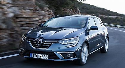 Δοκίμασε το νέο Renault MEGANE στα OPEN DAYS
