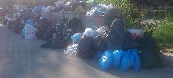 Παρέμβαση του εισαγγελέα για τα σκουπίδια στα Χανιά (pics)