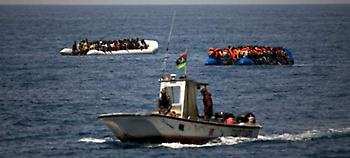 Ιταλία: Πάνω από 3.300 μετανάστες διασώθηκαν στη Μεσόγειο- Βρέθηκαν 2 πτώματα